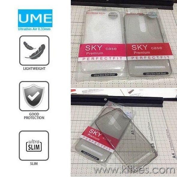Ume Ultrathin Air Case 0.3mm Asus Zenfone 2 ZE550ML - Rp 80.000 - Kitkes.com