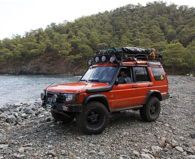 Land rover ideas on Pinterest | Land Rover Discovery, Land Rovers and Off Road