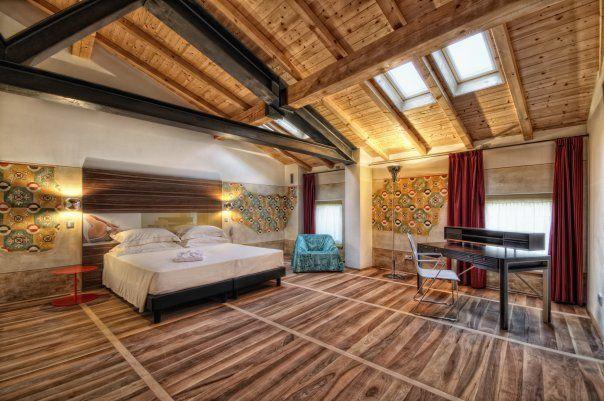 Zimmer im Hotel Veronesi La Torre in Verona