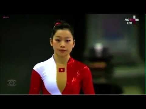 Phan Thi Ha Thanh (VIE) EF VT 2013 Doha Challenge Cup