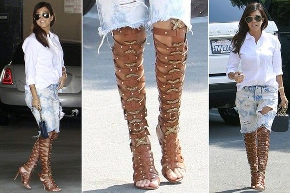 Obsessed We Re Totally Into Kourtney Kardashian S Over