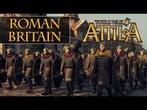 Total War: Attila - Roman Britain - (Mod Overview)