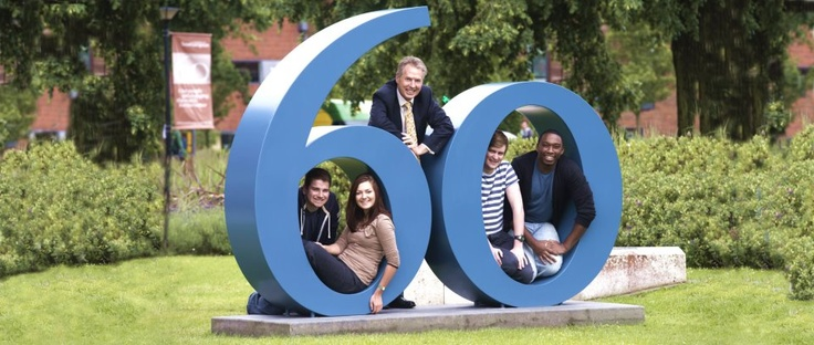 University of Southampton 60th Anniversary Campaign 'Changing the World for 60 Years'