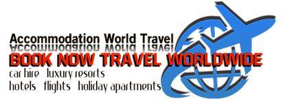 Accommodation World Domestic & International Travel Bookings