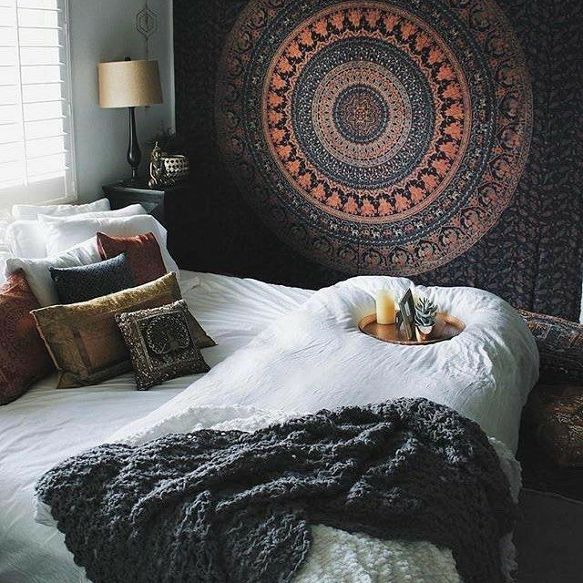 Hipster Bedroom: 85 Best Images About Habitaciones On Pinterest
