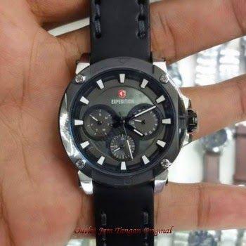 Jam Tangan Expedition E-6606 BF Black Silver Harga : Rp 850,000,- | BB : 21F3BA2F | SMS :083878312537