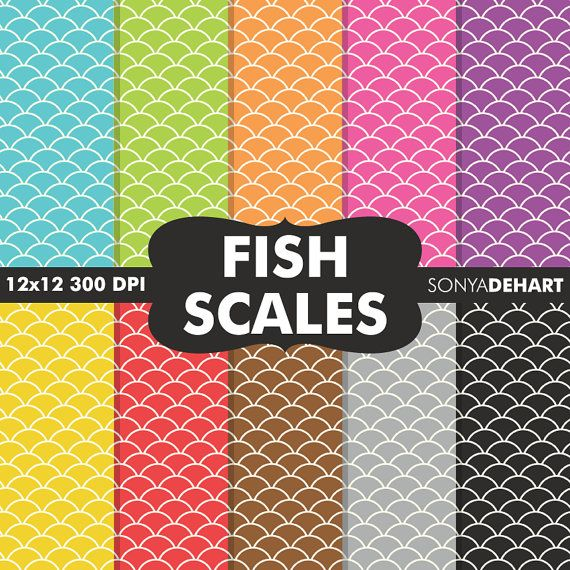 60 OFF Digital Papers Fish Scales Backgrounds by SonyaDeHartDesign  https://www.etsy.com/listing/157330547/60-off-digital-papers-fish-scales?ref=shop_home_active_2