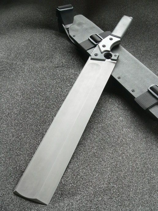 Nemoto Knives. Sen-Yoku. Custom hatchet.