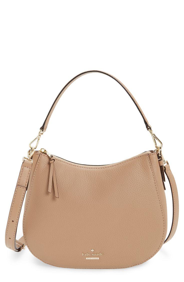 New kate spade new york jackson street small mylie leather hobo fashion online. [$268]?@shop.seehandbags<<