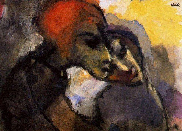 Emil Nolde, l'Espressionista perseguitato dal nazismo.. | Tutt'Art@ | Pittura * Scultura * Poesia * Musica |