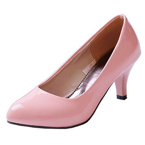 ENMAYERピンク新しい春とローヒールの靴ラウンド浅い口甘いカジュアルシューズの潮の靴と厚い秋34 ENMAYER https://www.amazon.co.jp/dp/B01NAI9FU4/ref=cm_sw_r_pi_dp_x_1CKtybGMQ4SSP