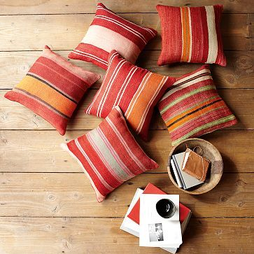 Finally found pillows I like. Too bad they're 70 bucks each, and don't include a pillow. #westelm