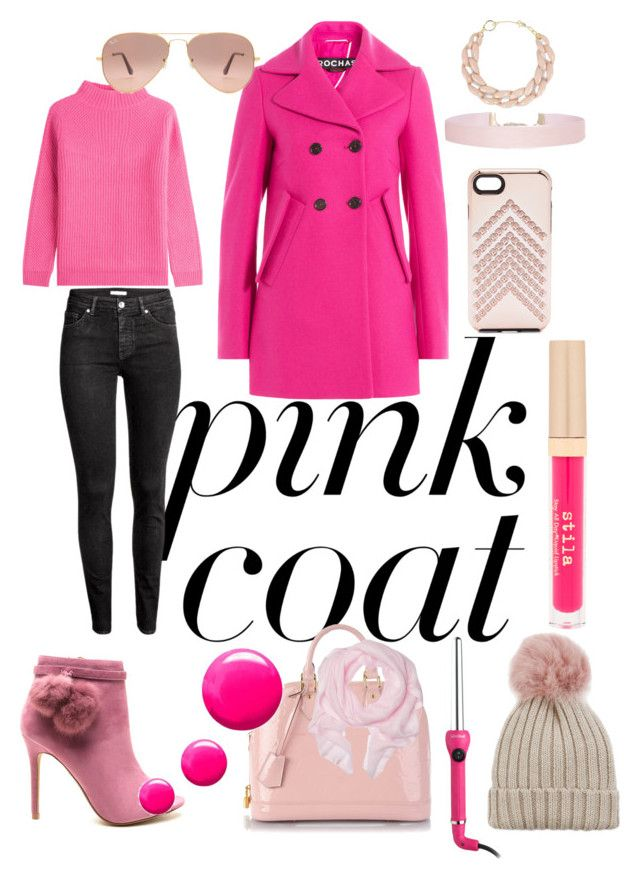 """Untitled #380"" by jennvsjewels on Polyvore featuring DIANA BROUSSARD, Diane Von Furstenberg, Rebecca Minkoff, Rochas, H&M, Jocelyn, Louis Vuitton, Ray-Ban, Love Quotes Scarves and Humble Chic"
