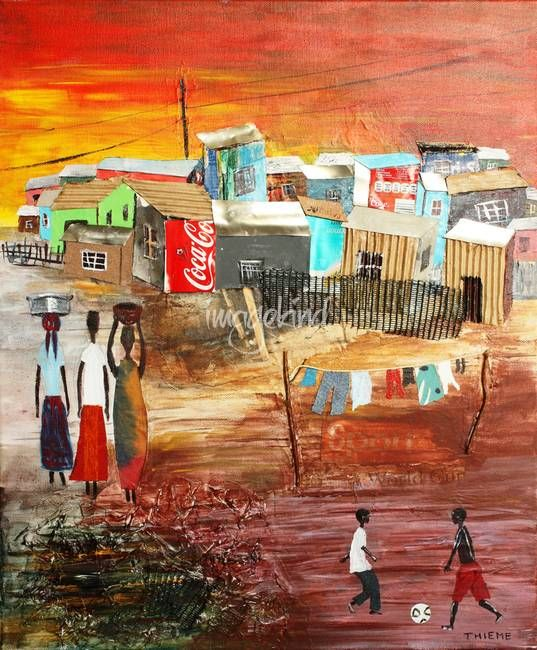 township art - Google Search