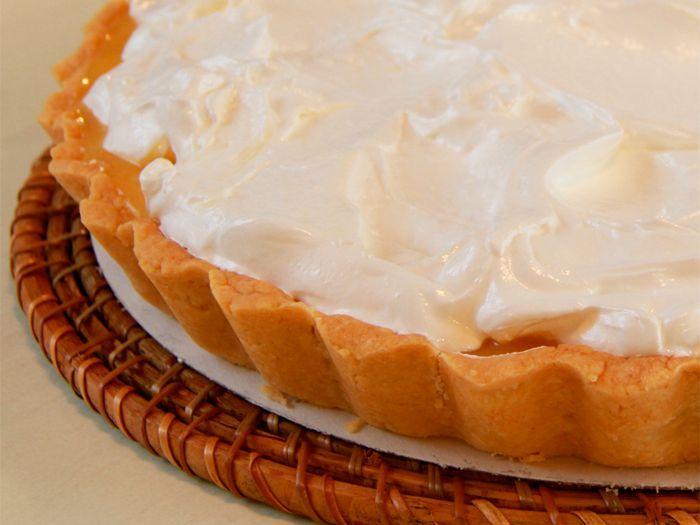 Aprende a preparar esta receta de Lemon pie, por Maru Botana en elgourmet