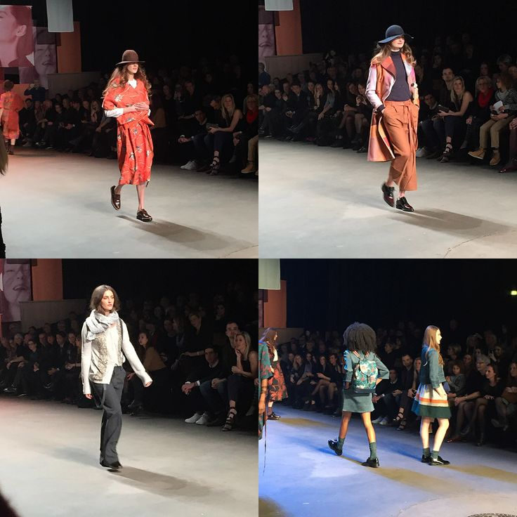 Oilily on FashionWeek Amsterdam! For the full report of the Fall/Winter 2016 collections, you can go to: http://bit.ly/1n65Yiw