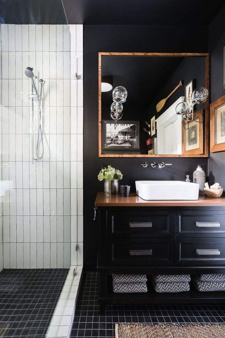 Memphis designer Sean Anderson transforms a dated bedroom into a moody and chic master suite   archdigest.com