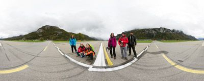Meiringen Air Base runway