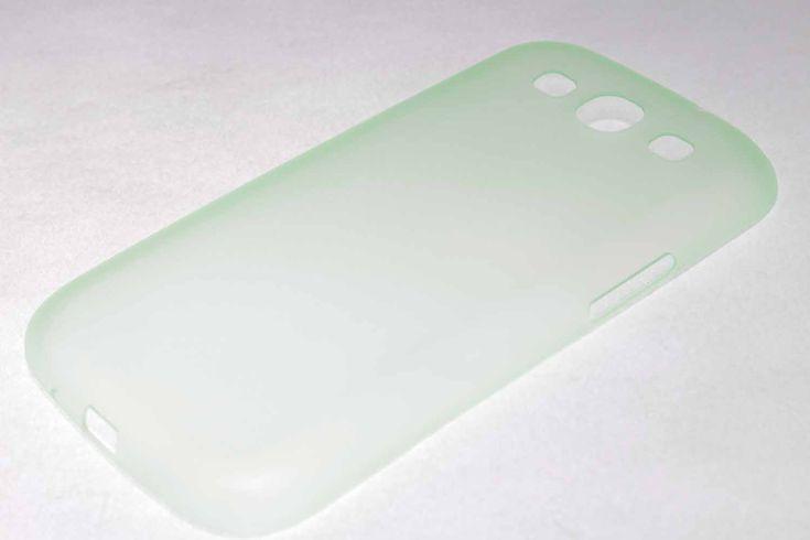 Чехол кейс TPU Samsung i9300 Galaxy S3 (зеленый)  Чехол кейс TPU Samsung i9300 Galaxy S3 (зеленый)