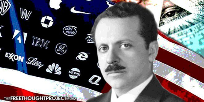 22 Years Ago Today, Edward Bernays Died And His Propaganda Is Still Used to Control You