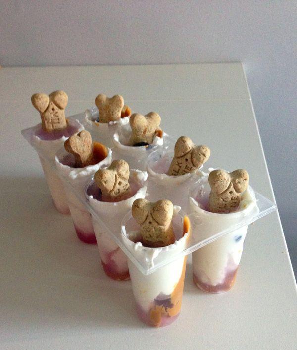 DIY: Gourmet Pupsicles