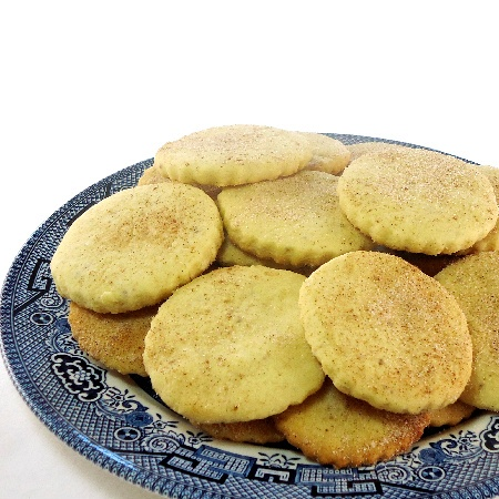 Mexican Bizcochitos - Anise Butter Cookies