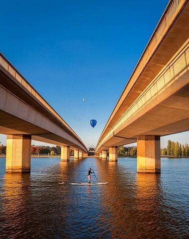Commonwealth Avenue Bridge, Canberra