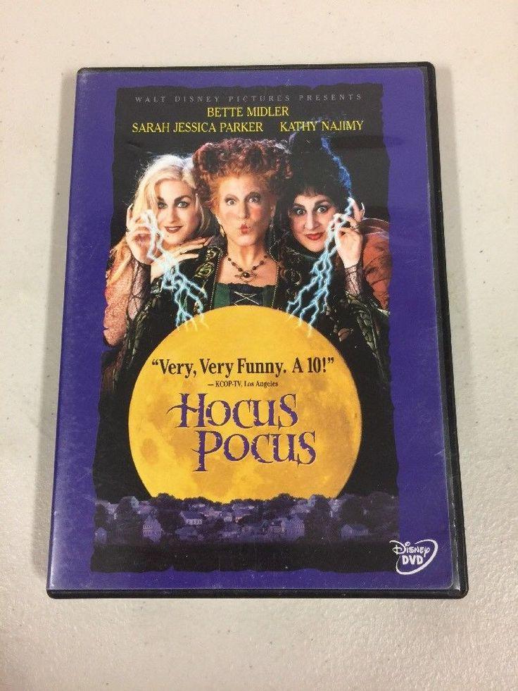 Hocus Pocus (DVD, 1999)  | eBay