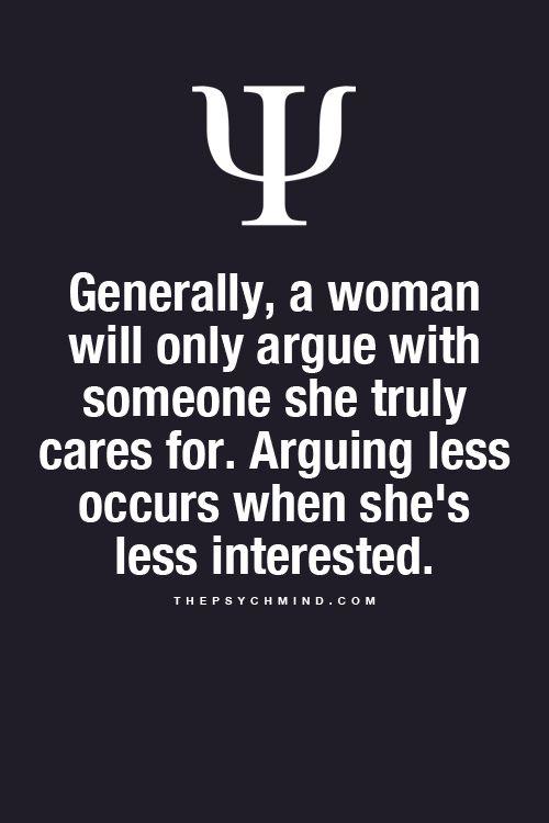 I won an argument against a woman!?