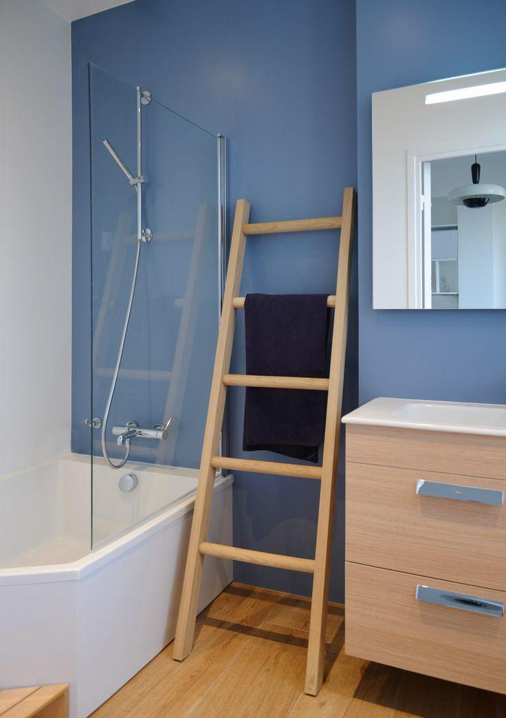17 meilleures images propos de salle de bain inspirations sur pinterest toilettes. Black Bedroom Furniture Sets. Home Design Ideas