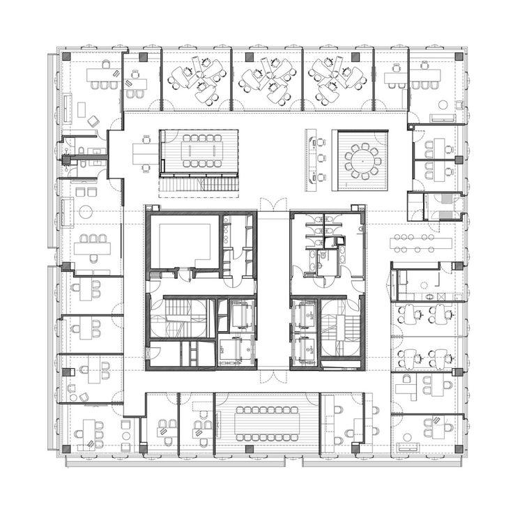 Office Building Blueprints: 25+ Best Ideas About Office Building Plans On Pinterest