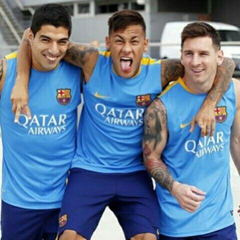 MSN FC BARCELONA