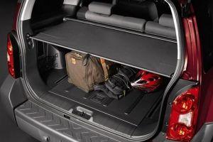 Nissan Xterra Retractable Cargo Area Cover
