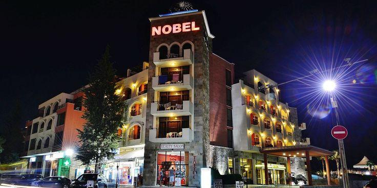 Ultra All Inclusive 2017 at Hotel Nobel 4* - Sunny Beach