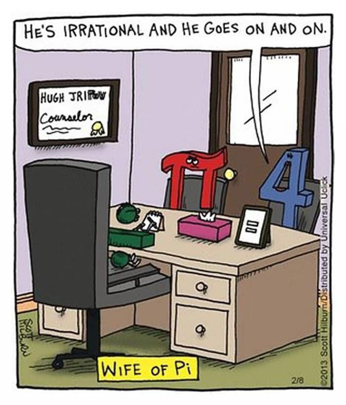 Happy Belated Pi Day, Everyone