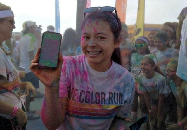 Tips for The Color Run