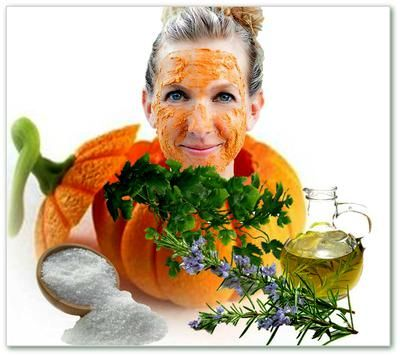Easy Pumpkin Recipes for DIY Chemical Face Peel: You can adapt these easy pumpkin recipes for a fabulous rejuvenating DIY enzyme chemical face peel or an enriching facial moisturizing mask which can easily