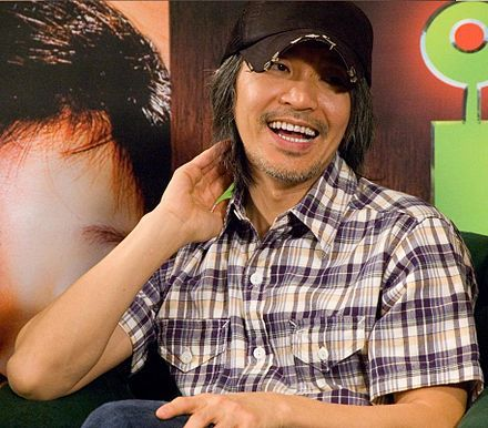 Stephen Chow (Chinese: 周星馳, Chow Sing-Chi; born 22 June 1962) is a Hong Kong actor, comedian, screenwriter, film director, producer and political adviser of Chinese People's Political Consultative Conference.