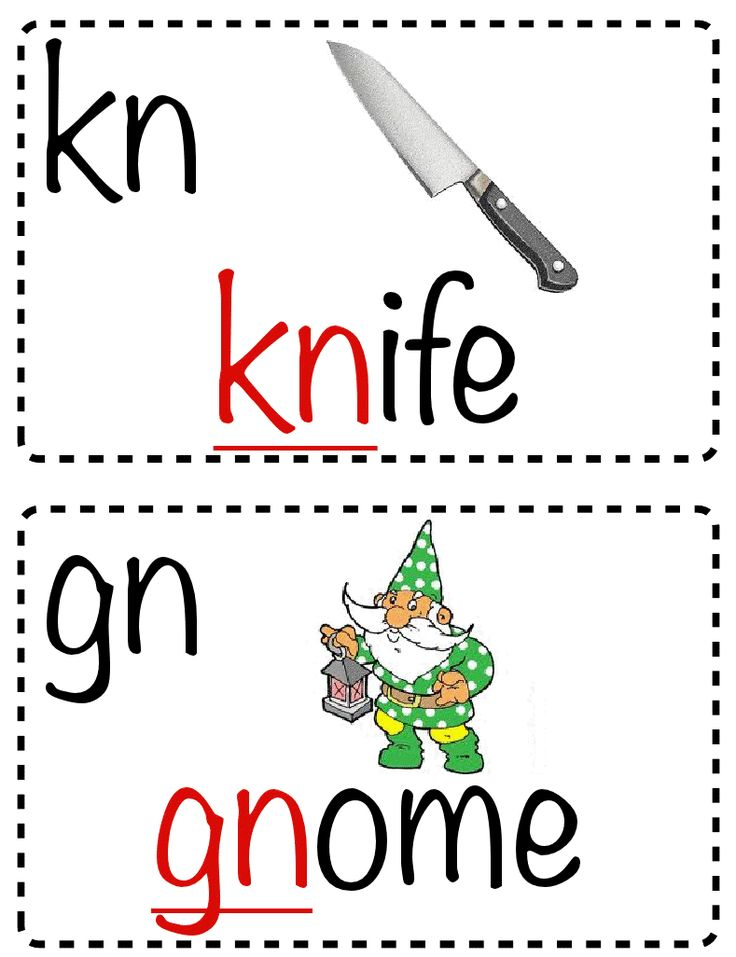 visuals of almost EVERY blend/digraph!