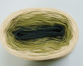 Wolle's Yarn Creations - color changing cotton yarns.