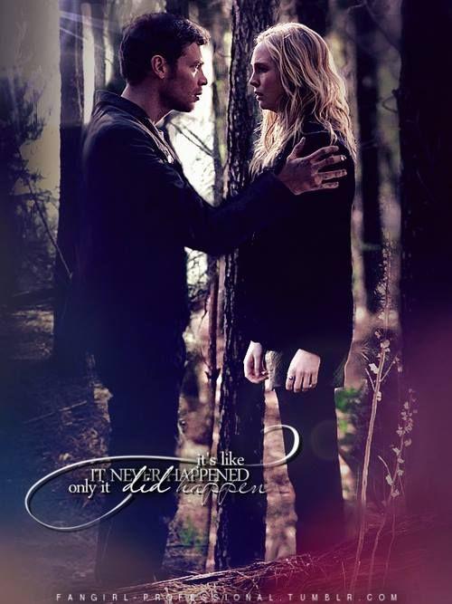 The Vampire Diaries   Caroline  Klaus