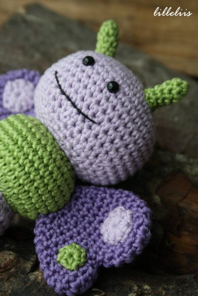 amigurumi butterfly crochet patterns free You are here ...