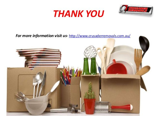 Crusader Removals Moving Company House Movers Office Movers Furniture Movers