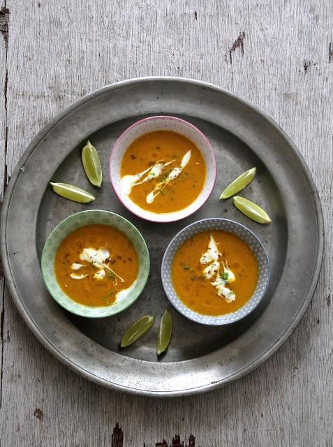 Mat på Bordet: Spicy carrot soup