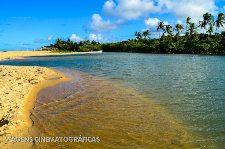 Praias da Bahia: Praia dos Nativos. Trancoso é desses destinos que unem charme e natureza, tem como resistir?