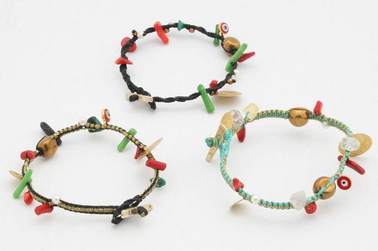 Βραχιόλια κομψό χίπι #frolicstones #madeingreece # bracelets #bohochic #bohemianstyle #instaboho #bohojewelry #lovejewelry #ματακι #evileye #κομψοχιπι #μποεμ #bohemianjewelry