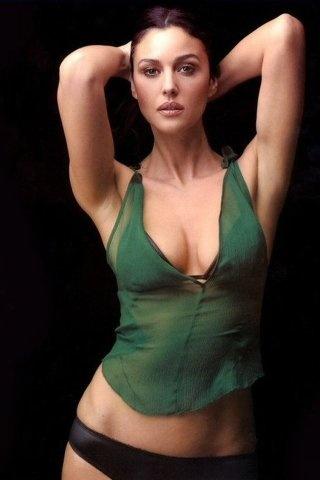 THE Monica Bellucci