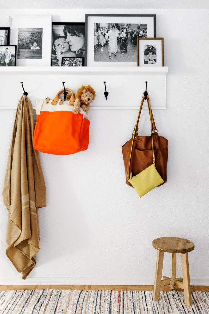 Lucy's Home Makeover / Cup of Jo / Canvas Utility Bag by Schoolhouse Electric
