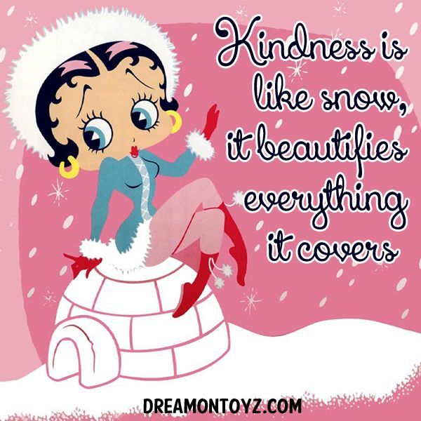 Betty Boop Pictures And Quotes: Betty Boop Quotes. QuotesGram