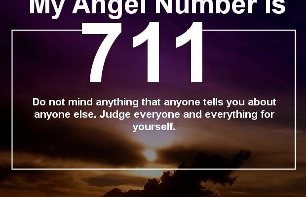 Angel Number 711 and its Meaning